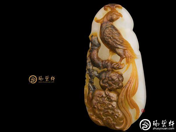 和田玉常用的雕刻工艺