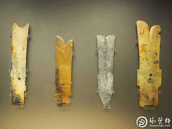 玉石文化的内涵之一:等级与身份的象征