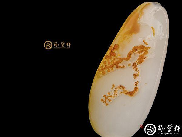 和田玉籽料皮造假手段有哪些?